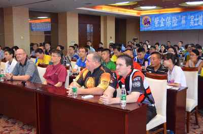 Brunswick 2015 China Bowling Edu Tour